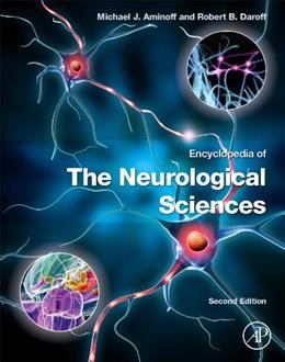 Encyclopedia of the Neurological Sciences, by Daroff, 2nd Edition, 4 VOLUME SET 2 PKG 9780123851574