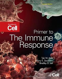 Primer to the Immune Response, by Mak, 2nd Edition 9780123852458
