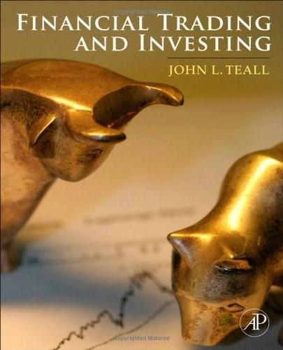 Financial Trading and Investing, by Teall 9780123918802