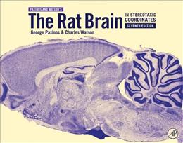 The Rat Brain in Stereotaxic Coordinates, Seventh Edition 7 9780123919496