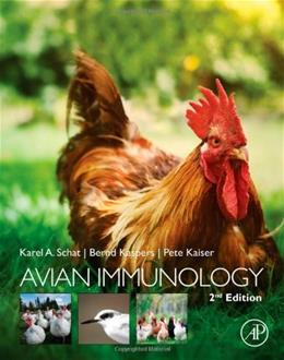 Avian Immunology, by Schat, 2nd Edition 9780123969651