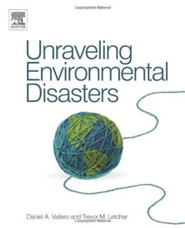 Unraveling Environmental Disasters, by Letcher 9780123970268