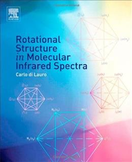 Rotational Structure in Molecular Infrared Spectra, by di Lauro 9780124077713