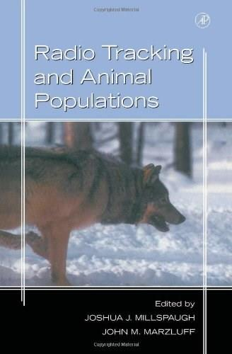 Radio Tracking and Animal Populations, by Millspaugh 9780124977815