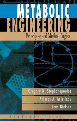 Metabolic Engineering, by Stephanopoulos 9780126662603