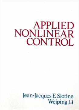Applied Nonlinear Control, by Slotine 9780130408907