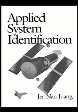 Applied System Identification, by Juang 9780130792112