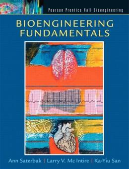 Bioengineering Fundamentals 1 9780130938381