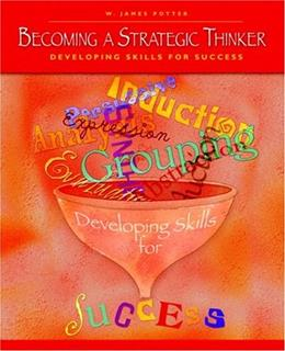 Becoming a Strategic Thinker, by Potter 9780131179837