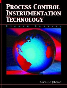 Process Control Instrumentation Technology (8th Edition) 9780131194571