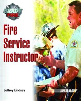 Fire Service Instructor, by Lindsey 9780131245570