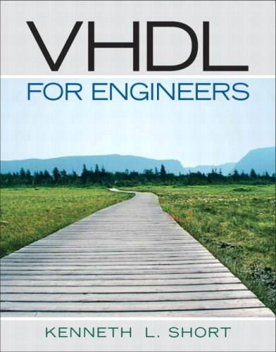 VHDL for Engineers BK w/CD 9780131424784
