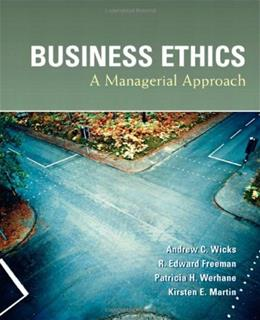 Business Ethics 1 9780131427921
