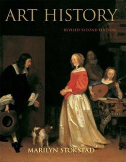Art History, by Stokstad, 2nd Revised Edition 2 w/CD 9780131455276