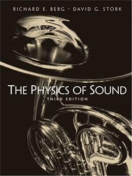 The Physics of Sound, 3rd Edition 9780131457898