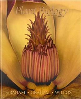Plant Biology, by Graham, 2nd Edition 9780131469068
