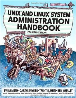 Unix and Linux System Administration Handbook, by Nemeth 9780131480056