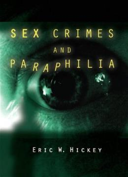 Sex Crimes and Paraphilia, by Hickey 9780131703506