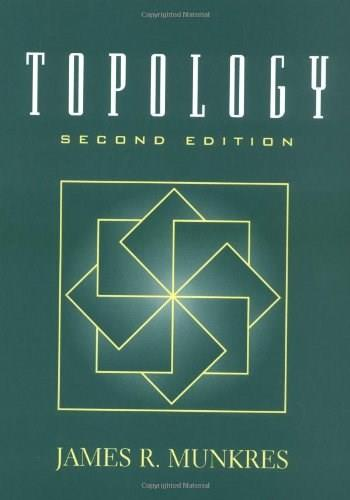 Topology (2nd Edition) 9780131816299