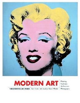 Modern Art, Revised and Updated (3rd Edition) 9780131895652