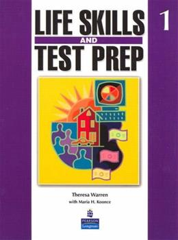 Life Skills and Test Prep Student Book 1, by Warren 9780131991774