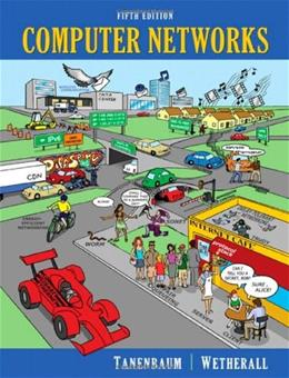 Computer Networks (5th Edition) 9780132126953