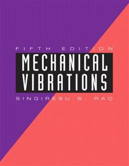 Mechanical Vibrations (5th Edition) 5 PKG 9780132128193