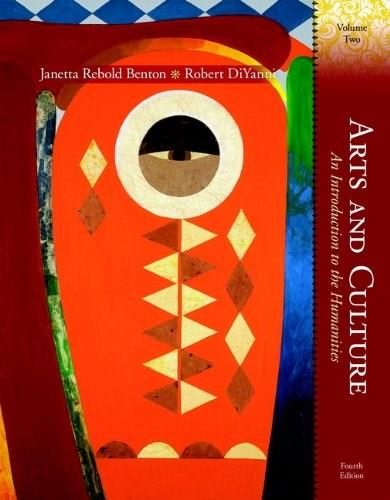 Arts and Culture: An Introduction to the Humanities, Volume II (4th Edition) 9780132134965