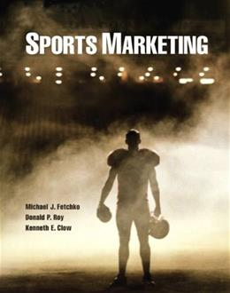Sports Marketing 1 9780132135467
