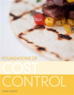 Foundations of Cost Control, by Traster 9780132156554