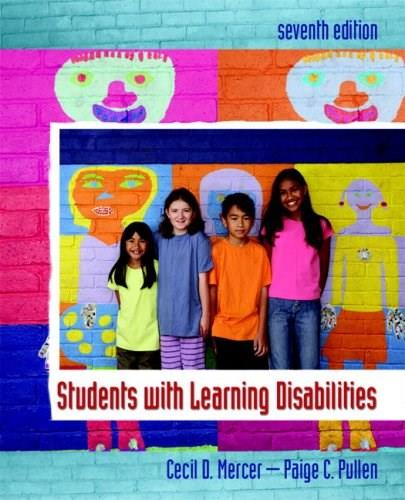 Students with Learning Disabilities 7 9780132228428