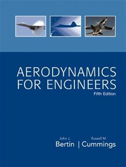 Aerodynamics for Engineers, by Bertin, 5th Edition 9780132272681