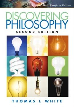 Discovering Philosophy, Portfolio Edition (2nd Edition) 2 PKG 9780132302128