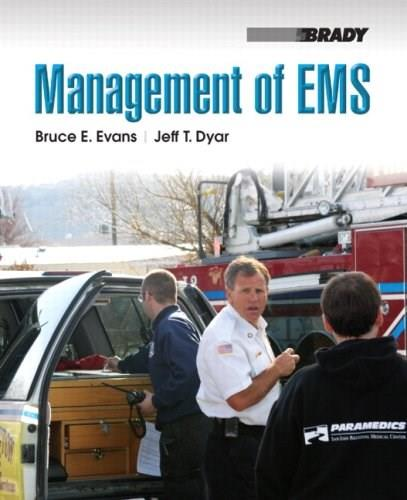 Management of EMS, by Dyar 9780132324328