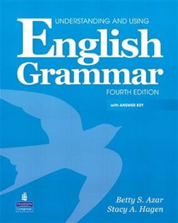 Understanding and Using English Grammar with Audio CDs and Answer Key (4th Edition) 4 w/CD 9780132333313