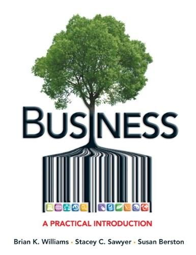 Business: A Practical Introduction 1 9780132334297
