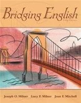 Bridging English, by Milner, 5th Edition 9780132486095