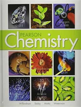Prentice Hall Chemisty, by Wilbraham, Grade 11 9780132525763