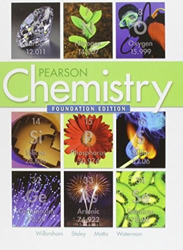 Chemistry, by Prentice Hall, Foundation Edition, Grades 9-11 9780132529181