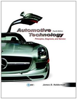 Automotive Technology (4th Edition) 4 PKG 9780132542616