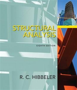 Structural Analysis (8th Edition) 8 PKG 9780132570534
