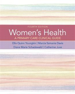 Womens Health: A Primary Care Clinical Guide (4th Edition) 9780132576734