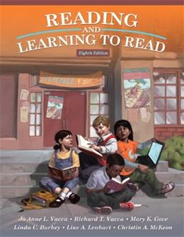 Reading and Learning to Read (8th Edition) 9780132596848