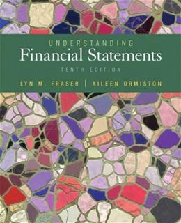 Understanding Financial Statements (10th Edition) 9780132655064