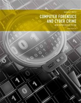 Computer Forensics and Cyber Crime: An Introduction (3rd Edition) 9780132677714