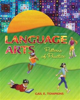 Language Arts: Patterns of Practice (8th Edition) 9780132685757