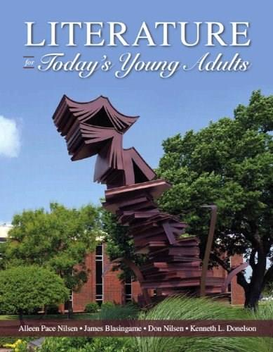 Literature for Todays Young Adults (9th Edition) 9780132685771