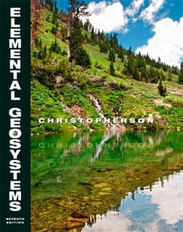 Elemental Geosystems, 7th Edition 9780132698566