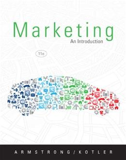 Marketing: An Introduction (11th Edition) 9780132744034
