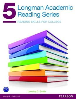 Longman Academic Reading Series 5, by Smith, Worktext 9780132760676